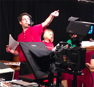 David the Dynamic Floor Director